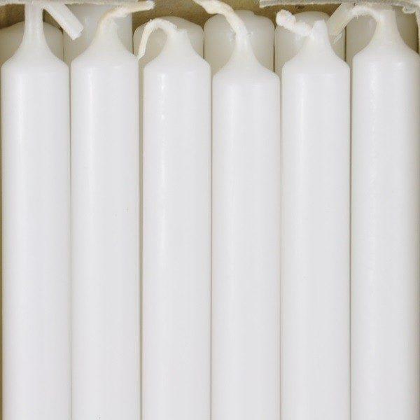 12 bougies - Blanc