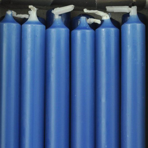 12 bougies - Bleu nuit