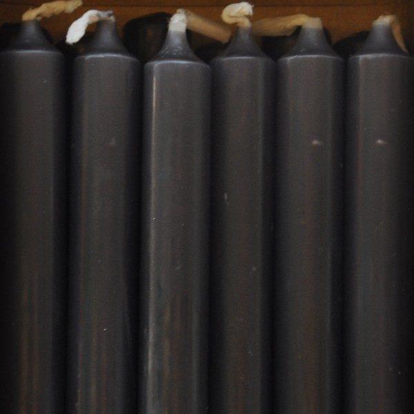 12 bougies - Noir