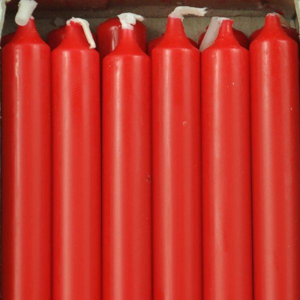 12 bougies - Rouge