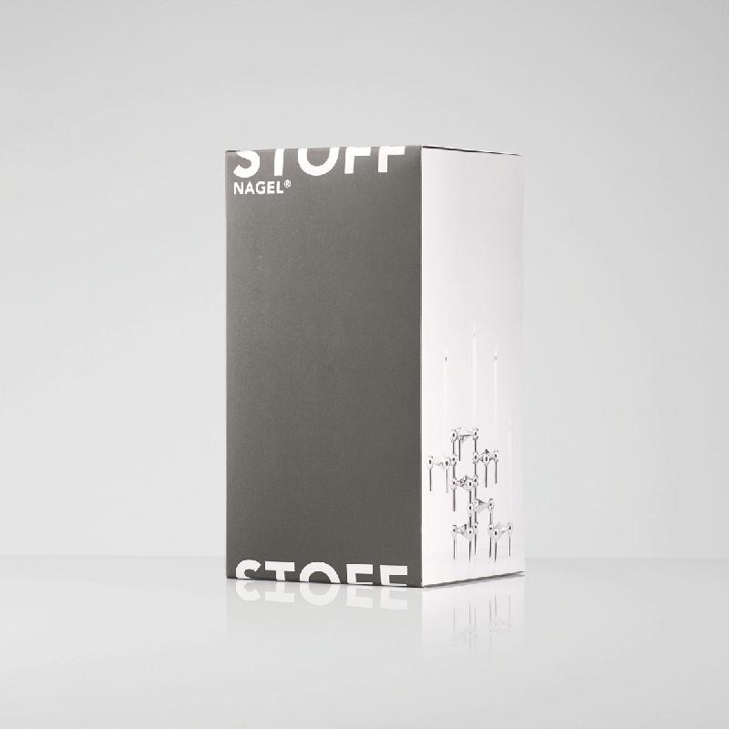Boite STOFF chrome x 3
